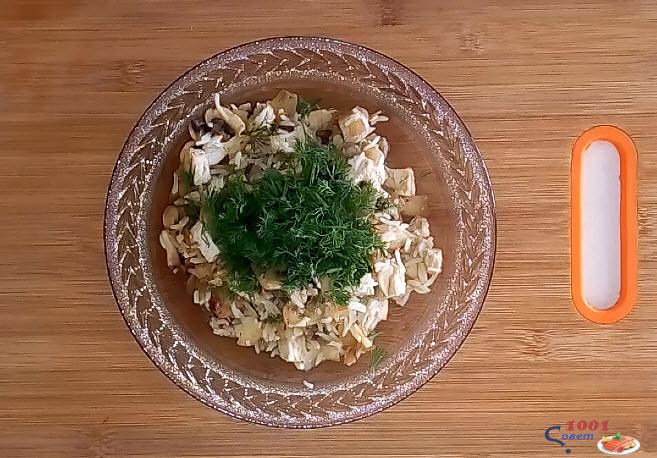 Рецепт: Ризотто с рисом и курицей правильного питания!