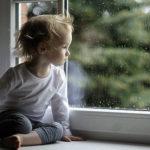 дождливый день с ребенком