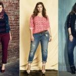 Идеальные одежда для пышных девушек