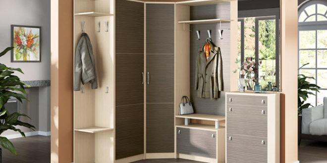 Выбираем мебель для обстановки коридора