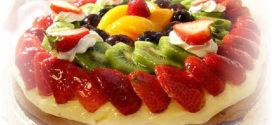 Что испечь новичку: бисквит с фруктами, который не подведет