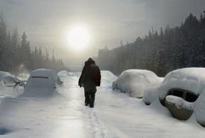 Правильный уход за ногами в холодный период