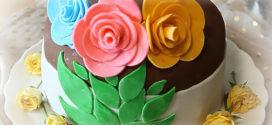 Подробный рецепт домашней мастики для покрытия тортов