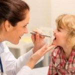 Тонзиллофарингит у детей