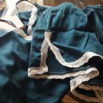 Женская атласная пижама