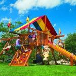Собственная детская площадка