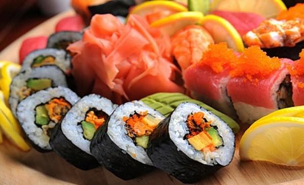 Самые вкусные начинки для роллов и суши