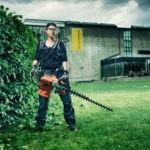 Советы по эксплуатации садовых аккумуляторных ножниц