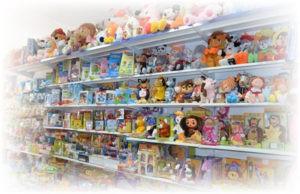 при выборе игрушки для ребенка