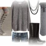 Как выглядеть стильно и привлекательно, когда на улице мороз