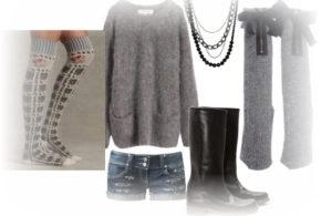 Как выглядеть стильно и привлекательно, когда на улице мороз.