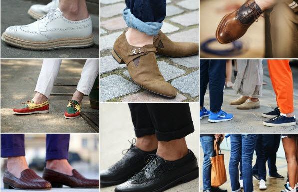 Поиск идеальной пары обуви для мужчин