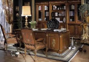 мебель для кабинета премиум класса